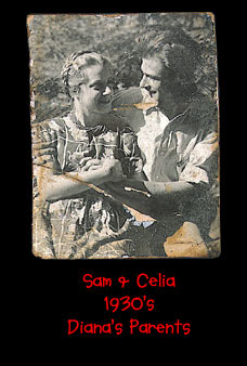 sam and celia - 1930's